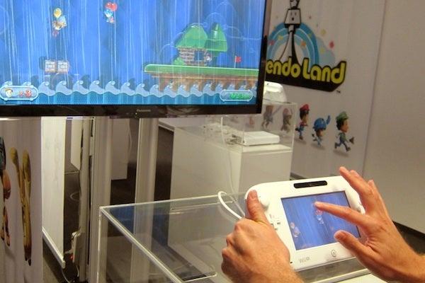 Wii U Cut