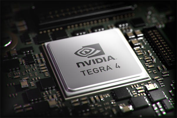 Nvidia Tegra 4 officially launched