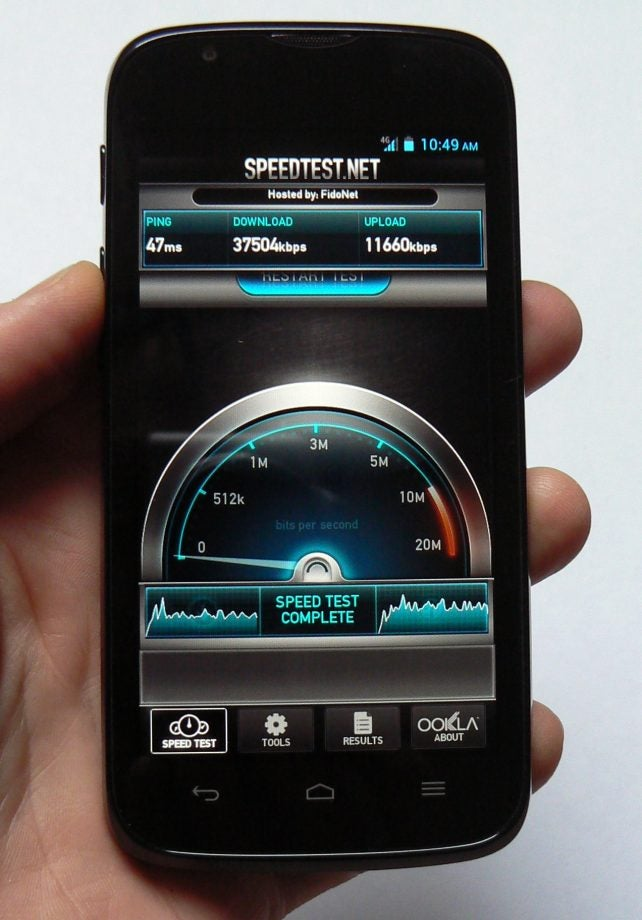 Huawei Ascend P1 LTE Review | Trusted Reviews