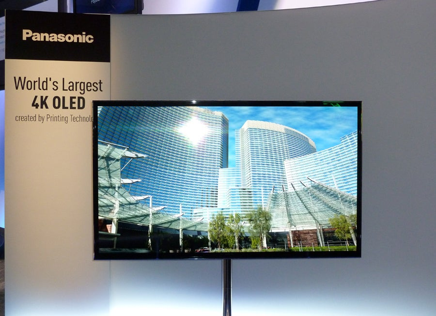 panasonic 4k oled tv review trusted reviews. Black Bedroom Furniture Sets. Home Design Ideas