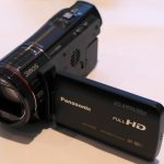 Panasonic HC-X920 5