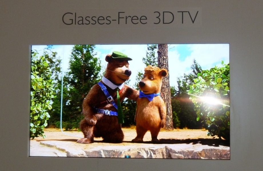 Philips 60in glasses-free 3D TV 2