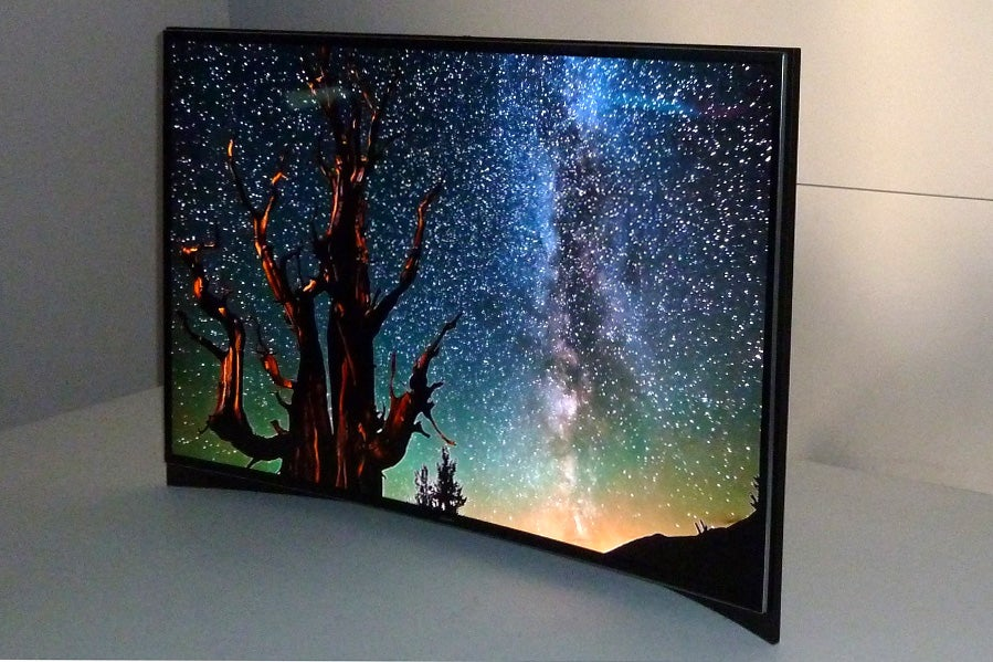Samsung 55in Curved Oled Tv Review Trusted Reviews