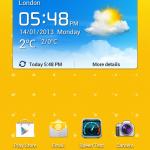 Huawei Ascend P1 LTE 5