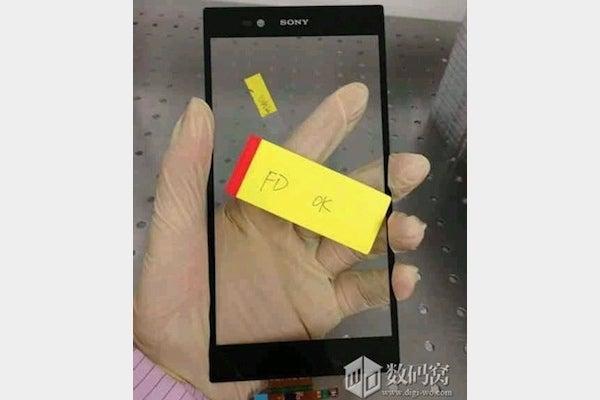 Sony 644 smartphone
