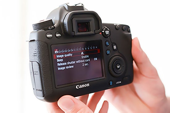 Canon EOS 6D Review | Trusted Reviews