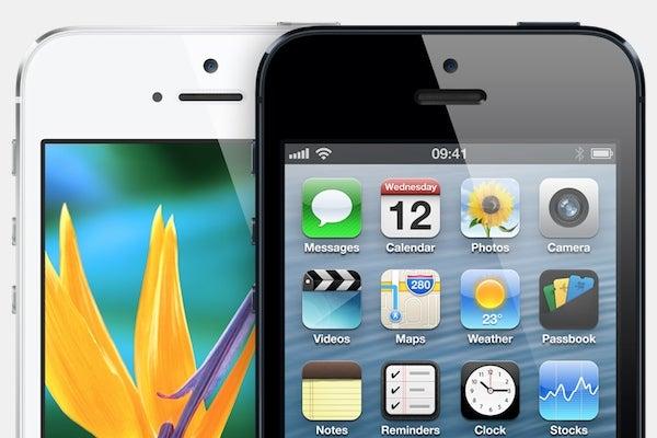 iPhone ceiling