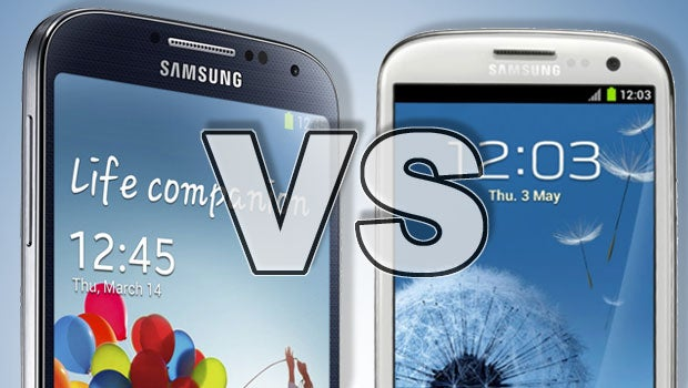 Samsung Galaxy S4 vs Galaxy S3 | Trusted Reviews
