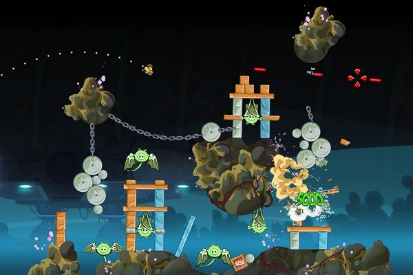 Angry Birds Star Wars update
