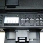 Dell C1765nfw - Controls
