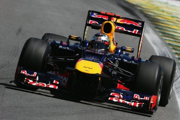 Sky Sports Formula 1 now in 3D