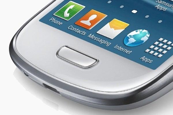 Samsung Galaxy Home button