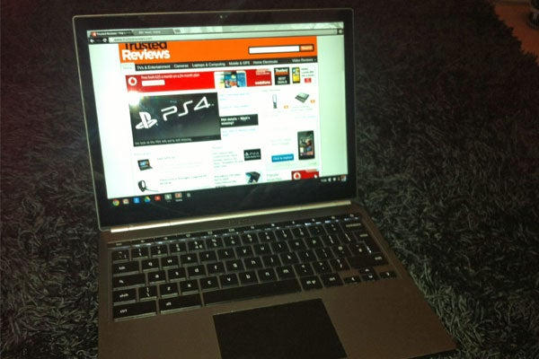Google Chromebook Pixel Review   Trusted Reviews