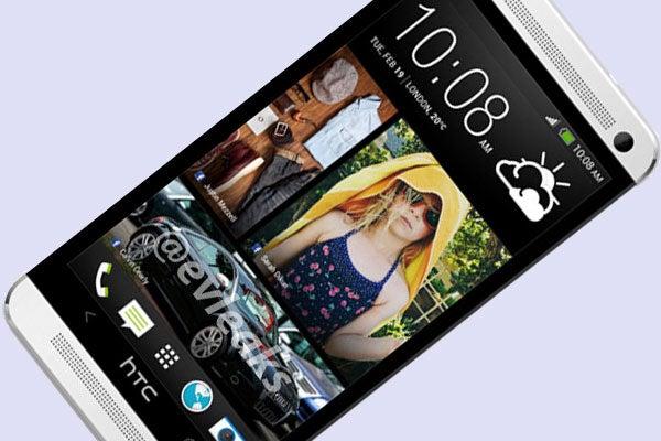HTC One Leak