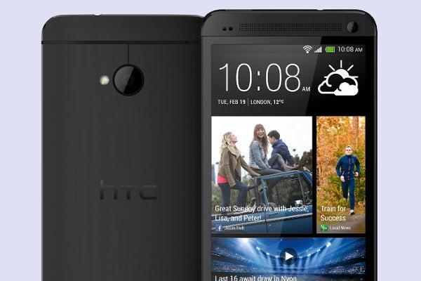 HTC One in Black