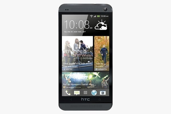 HTC One Black