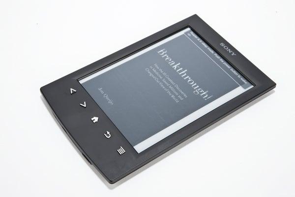 Sony PRS-T2 4
