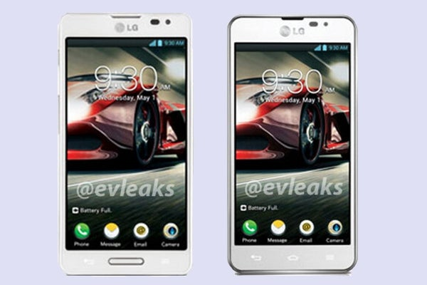 LG Optimus F7 and LG Optimus F5