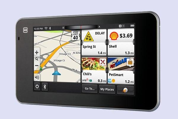 Magellan SmartGPS app
