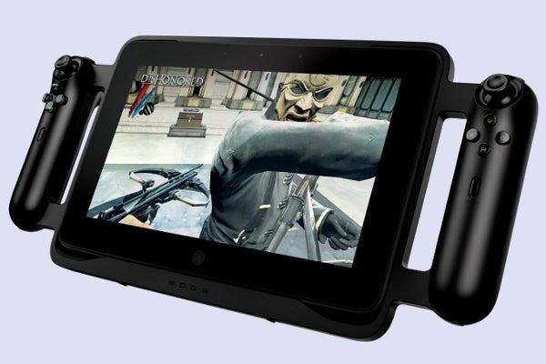 Razer Edge with Game Controller
