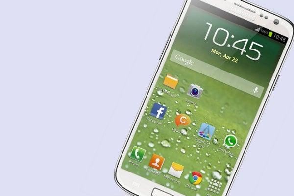 Samsaung Galaxy S4