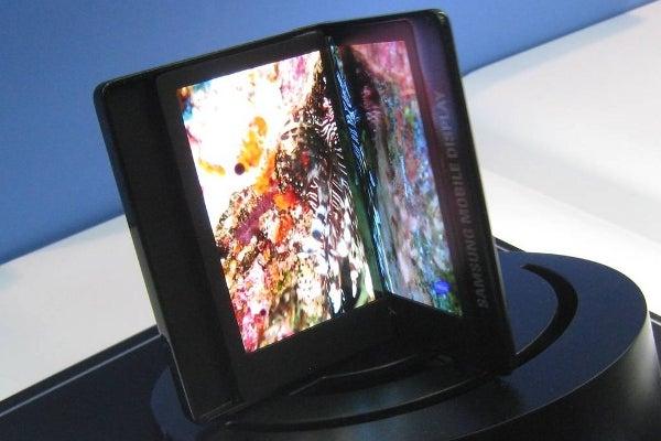 Samsung Galaxy Q 2008 prototype