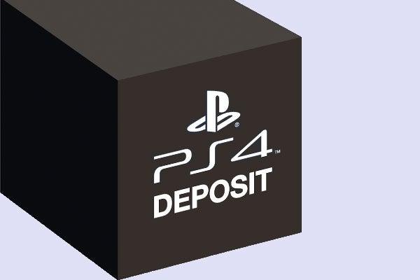 Sony PS4 Pre-orders