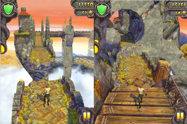 Temple Run 2 Gameplay And Graphics