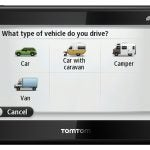 TomTom GO LIVE Camper & Caravan