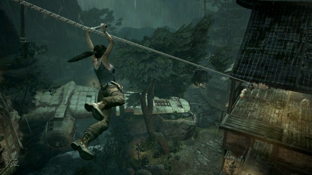 Tomb Raider Review Trusted Reviews