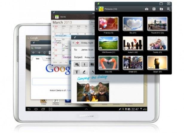 Samsung Galaxy Note 10.1 – Jelly Bean