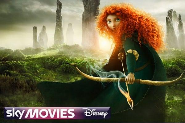 Sky Movies Disney