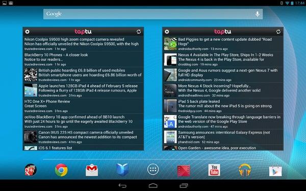 Google Nexus 10 17