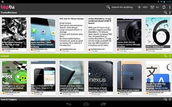 Google Nexus 10 11
