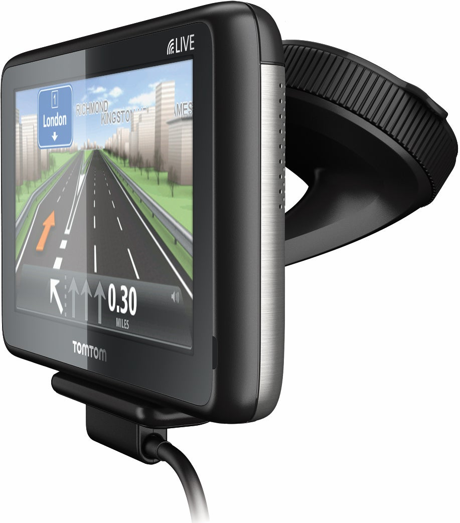 Tomtom Go Live Camper Amp Caravan Review Trusted Reviews