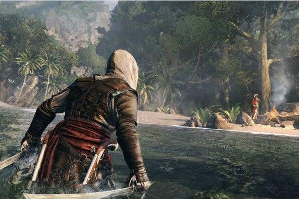 Assassin S Creed 4 Black Flag Gameplay Trailer Revealed Alongside