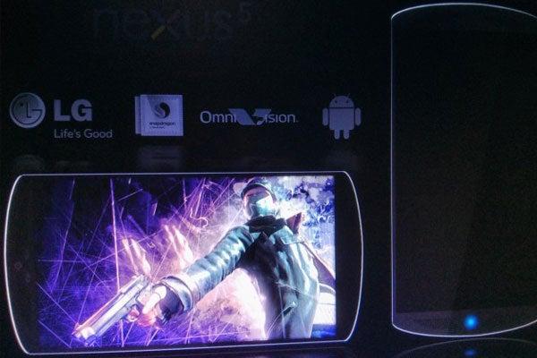 Google Nexus 5 Leak