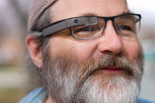 Google Glass will play nice with prescription frames