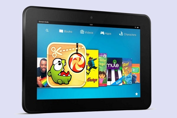 Kindle Fire HD 8.9-inch