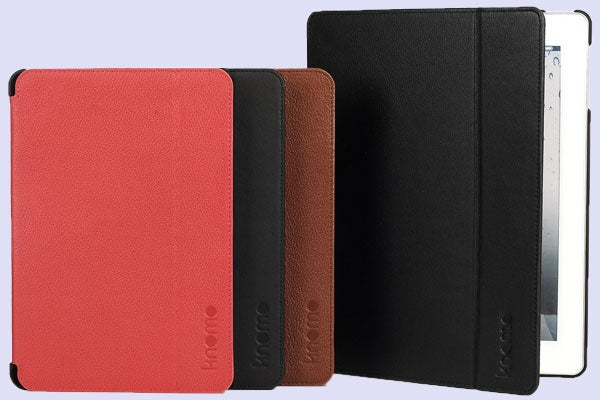 Knomo iPad mini Leather Folio Case