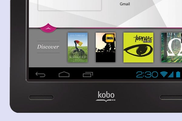 Kobo Arc gets Android 4 1 Jelly Bean OS upgrade | Trusted
