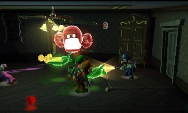 Luigi S Mansion 2 Dark Moon Review Trusted Reviews