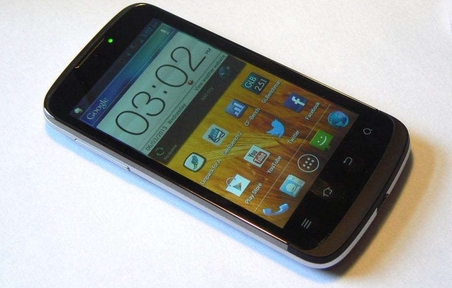 ZTE Blade III Review | Trusted Reviews