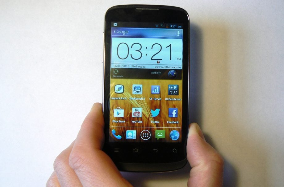 ZTE Blade III Review   Trusted Reviews