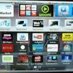Panasonic My Home Screen Interface