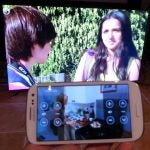 Samsung Smart TV interface
