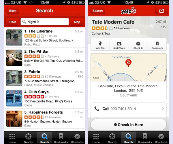 Yelp Review | Trusted Reviews