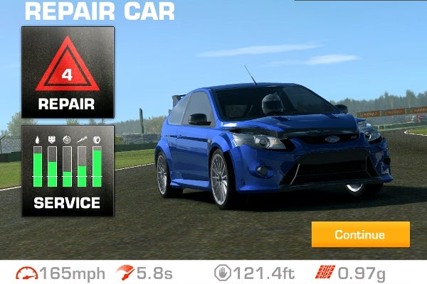 free cars real racing 3