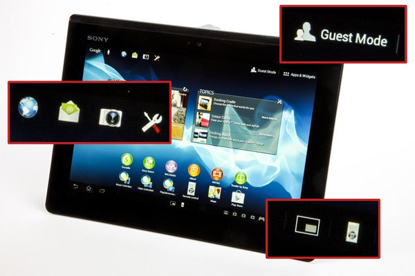 Sony Xperia Tablet S Review | Trusted Reviews