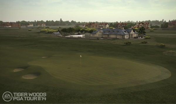 Tiger Woods PGA Tour 14 2